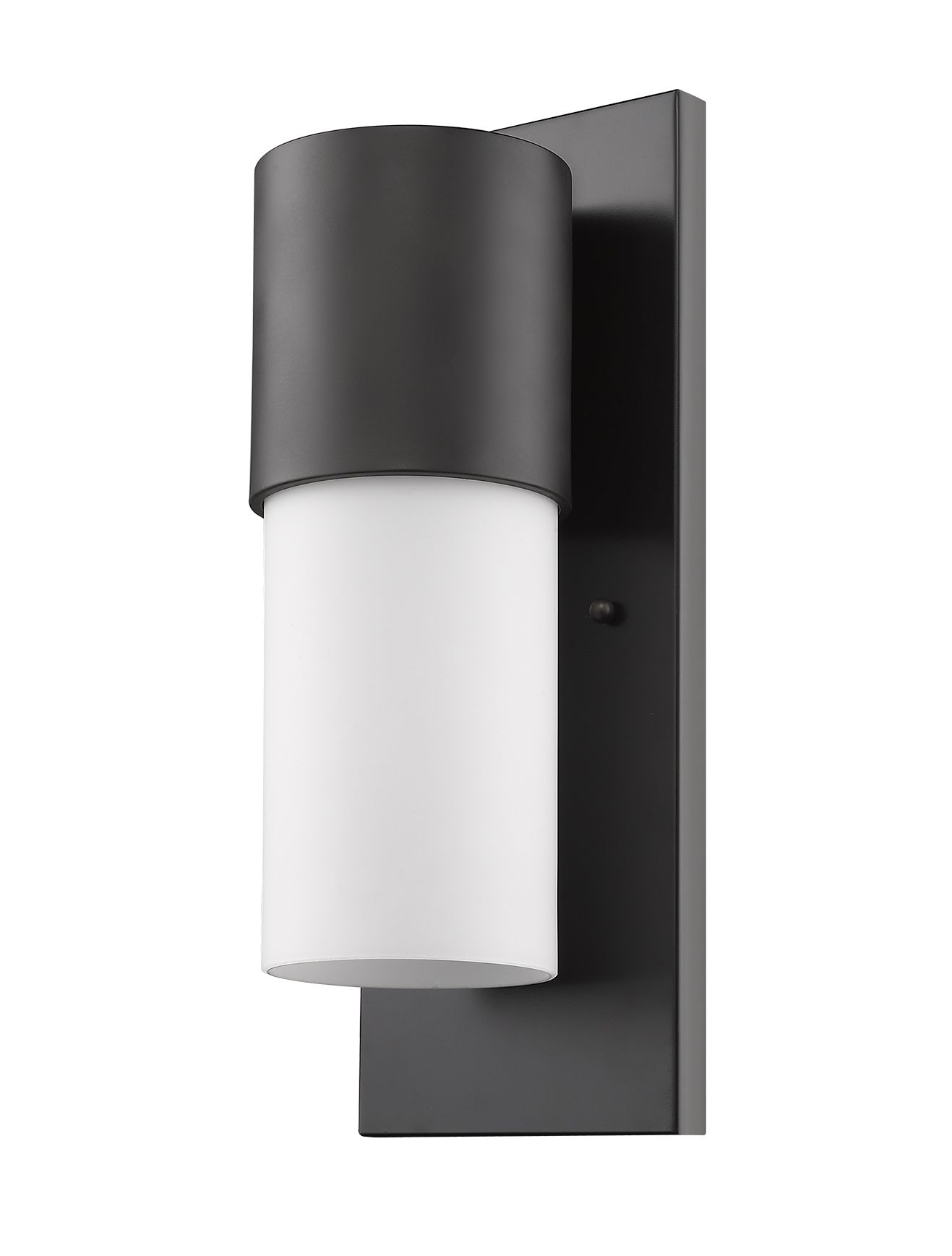 Cooper 1 Light Wall Mount In An Oil Rubbed Bronze Finish Brass Outdoor Lighting Acclaim Lighting Outdoor Wall Lighting