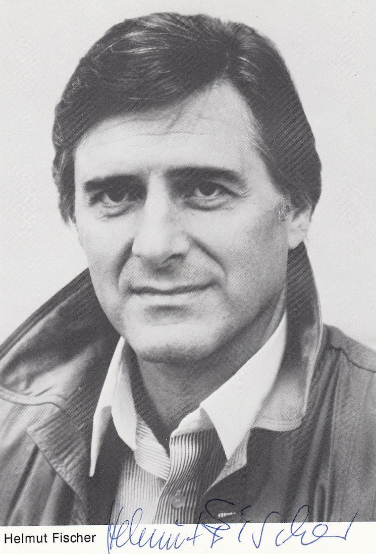 Helmut Fischer 15 November 1926 In Munchen 14 Juni 1997 In Riedering Chiemgau War Ein Deutsch Deutsche Schauspieler Schauspieler Bekannte Schauspieler
