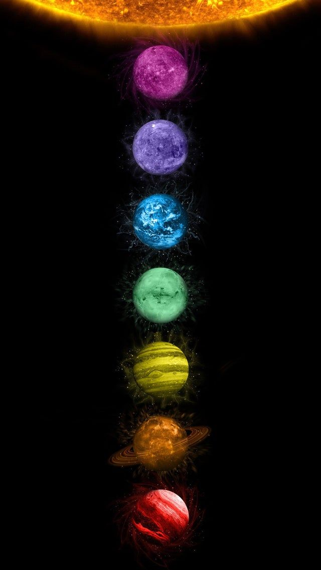 The Planets Aligned