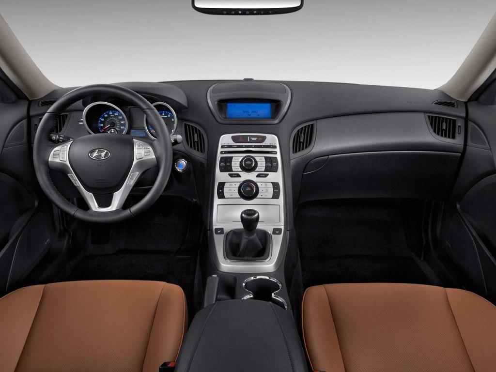 Lithia Hyundai Fresno >> 2011 Hyundai Genesis Coupe with Black Leather Dashboard # ...