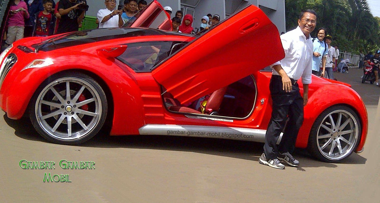 Gambar Mobil Indonesia Gambar Gambar Mobil Mobil Indonesia Mobil Sport