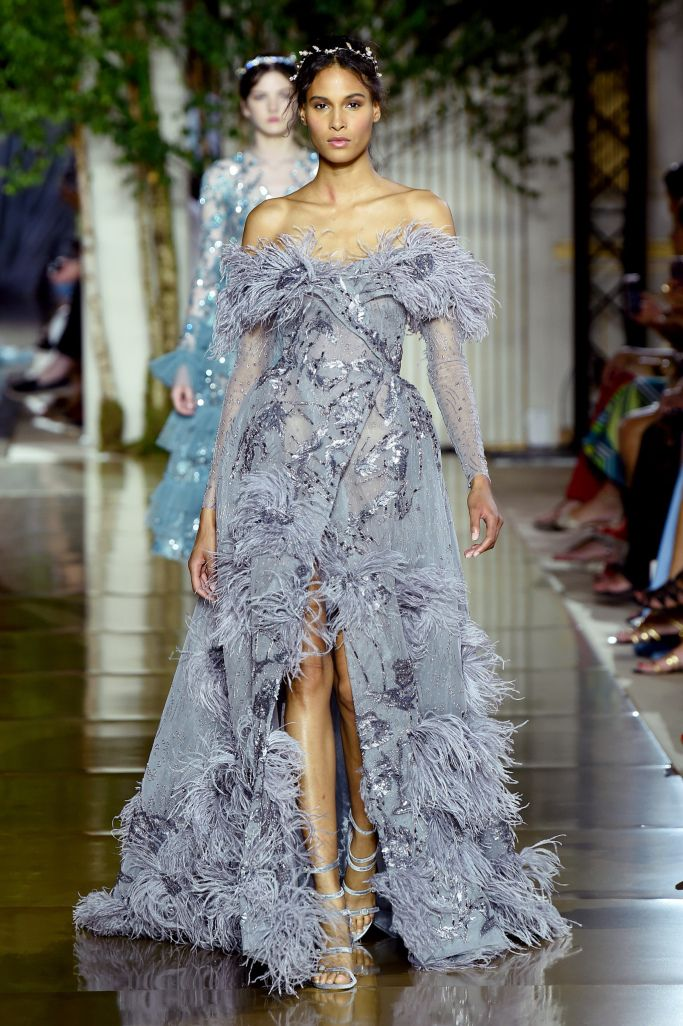 Zuhair Murad Couture Fall 2018 – WWD #jadealyciainc www.jadealycia.com