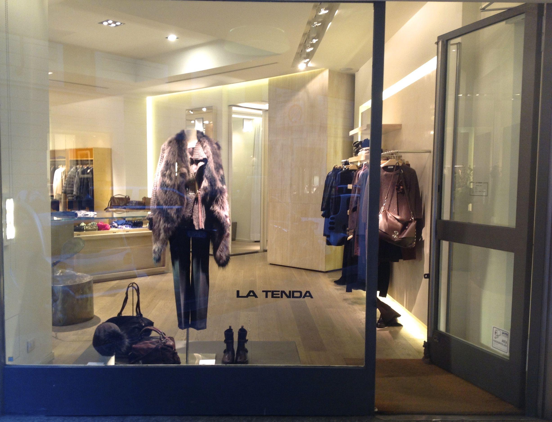 LA TENDA | via Solferino   #ShopWindows #latendamilano #boutique #fall13 #FW13 #womenswear #MadeinItaly