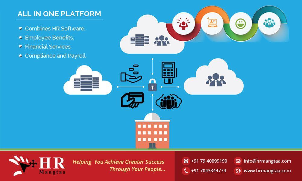 ALL IN ONE PLATFORM HR Software HR Software Pinterest Software