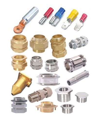 Cable Lug and Gland-HEX #habshi #electrical #qatar