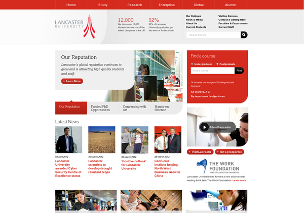 Pin By Sindre Wimberger On Responsive Webdesign Lancaster