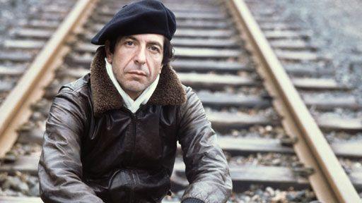 Leonard Cohen. Nothing else need be said.
