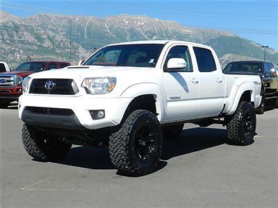 arrow for limited ltd tacoma cars lifted toyota sale silver