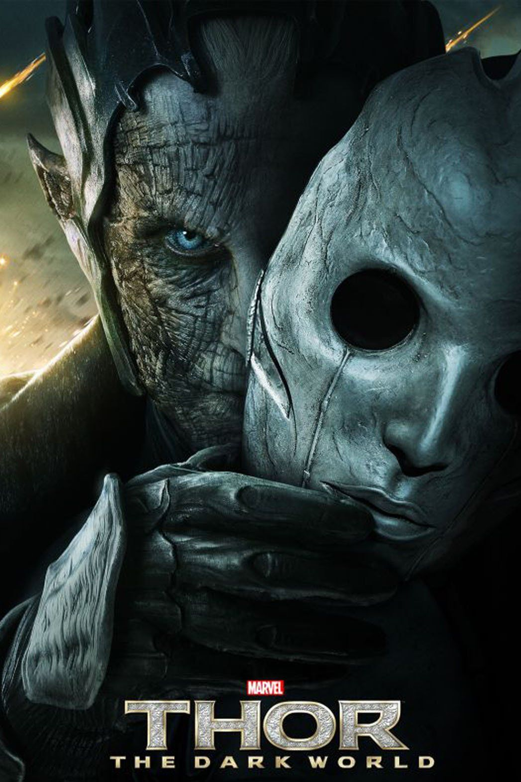 Malekith Challenges You to a Staring Contest in New 'Thor' Poster