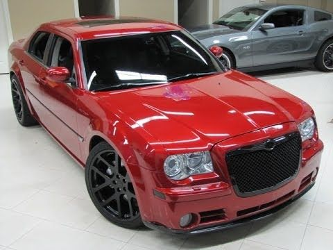 2007 Chrysler 300c Srt8 Titan Auto Sales Youtube With Images