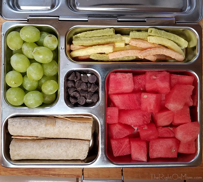 12 Easy Vegan Kids Lunches #schoollunchideasforkids
