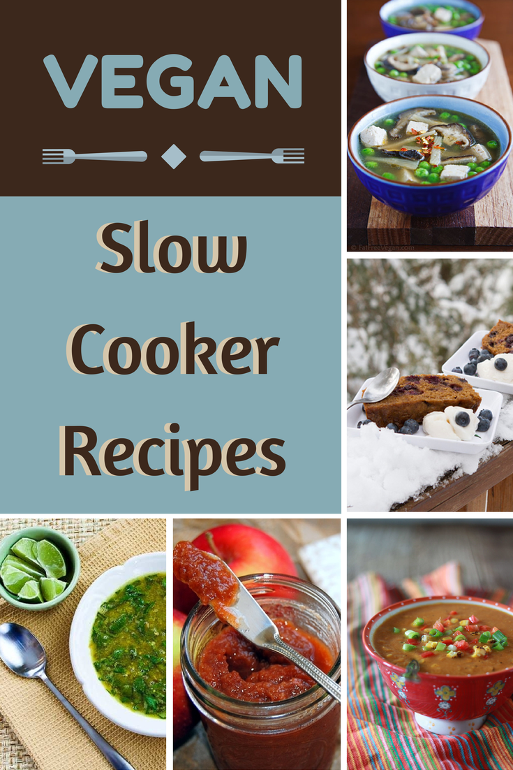 Excited To Check Out These 12 Vegan Slow Cooker Recipes Vegan Slow Cooker Recipes Vegan Slow Cooker Vegetarian Vegan Recipes