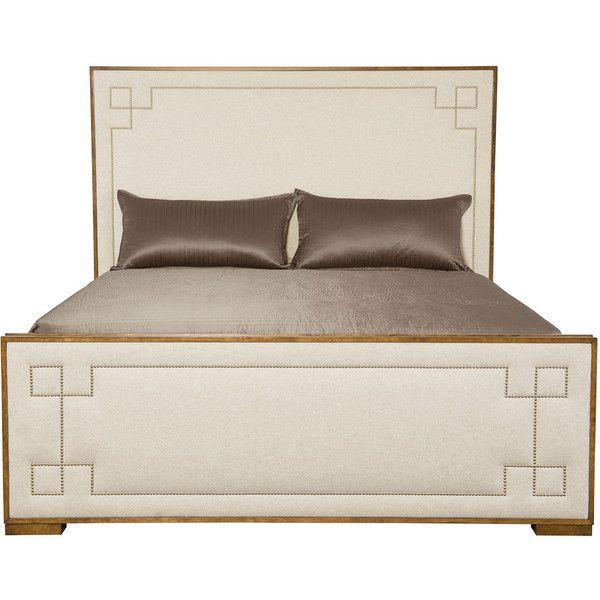 Bernhardt Sunset Key California King Bed ($2,599) ❤ liked on