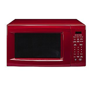 Red Microwave 100 Kmart
