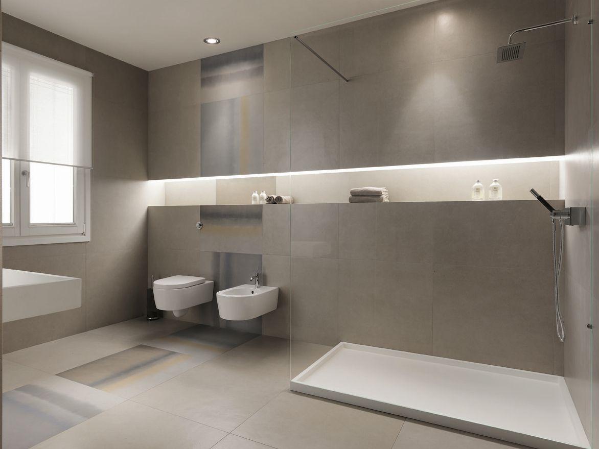 Bagno rivestimenti gres 3d cerca con google bagni bathroom bathroom spa e grey bathrooms - Bagni bellissimi moderni ...