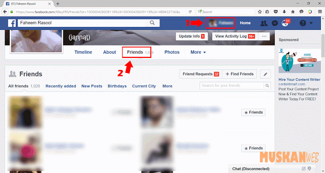 I Want To Know Who Visited My Profile On Facebook Facebook Profile How To Find Out Profile