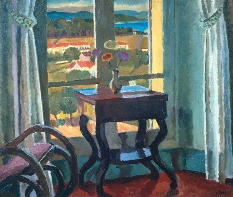 Vanessa Bell, 1921 (by deflam)