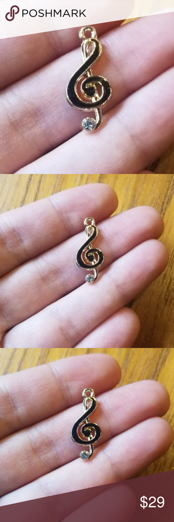 NWOT Treble Clef Musical Note Charm NWOT Treble Clef Music Charm. Adorable. Approx 2.1cm high w/bale by 1cm wide. Jewelry #trebleclef NWOT Treble Clef Musical Note Charm NWOT Treble Clef Music Charm. Adorable. Approx 2.1cm high w/bale by 1cm wide. Jewelry #trebleclef NWOT Treble Clef Musical Note Charm NWOT Treble Clef Music Charm. Adorable. Approx 2.1cm high w/bale by 1cm wide. Jewelry #trebleclef NWOT Treble Clef Musical Note Charm NWOT Treble Clef Music Charm. Adorable. Approx 2.1cm high w/ba #trebleclef