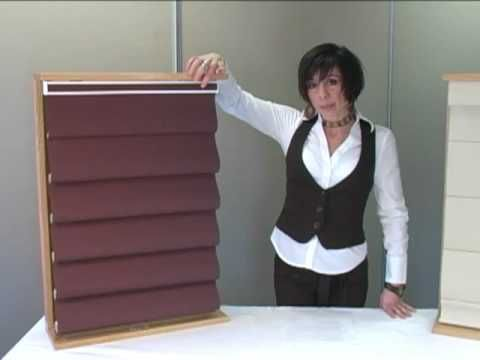 rollease how to make a cordless roman shade with easy spring plus by elki horn - Cordless Roman Shades
