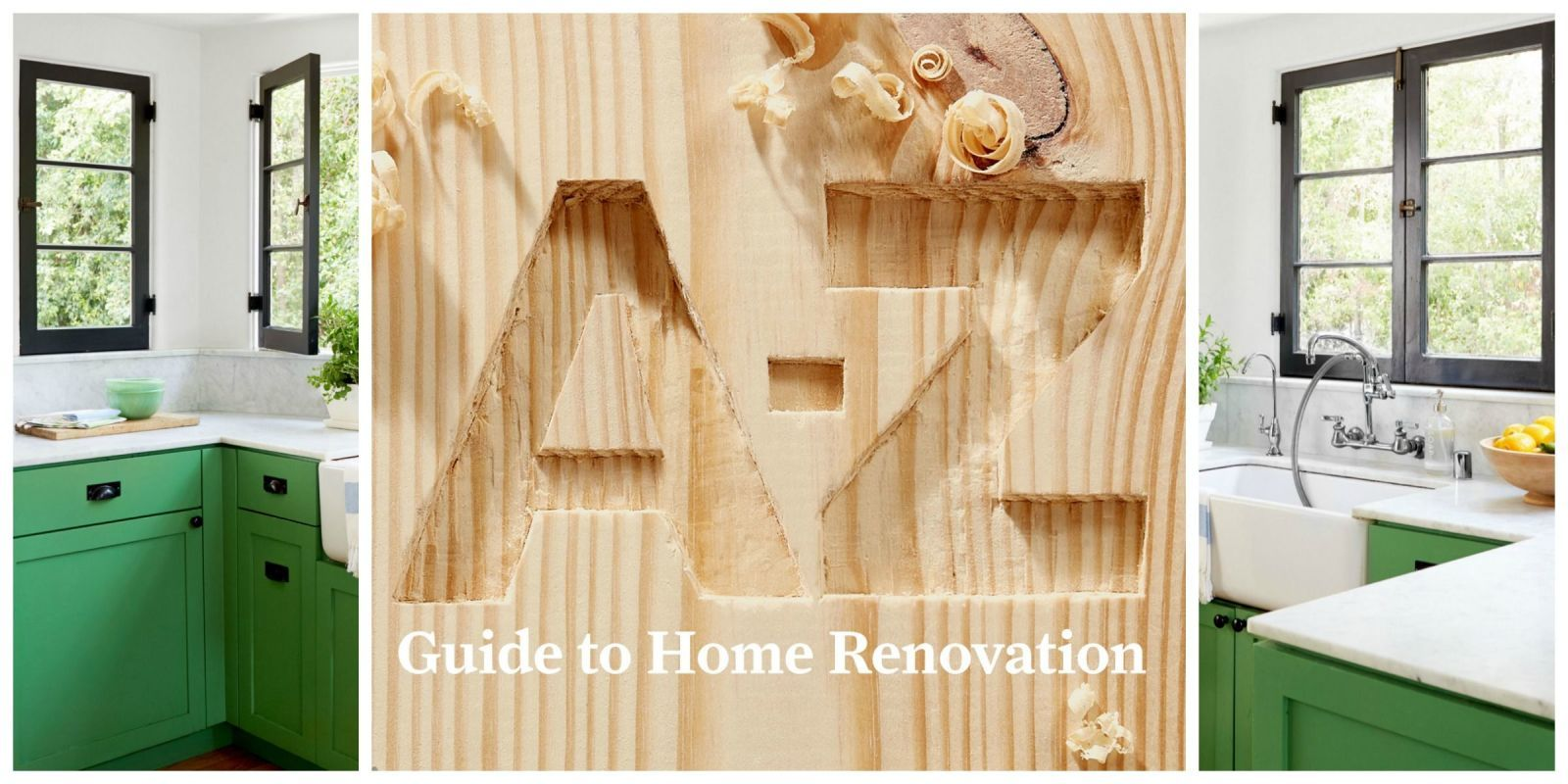 Our A To Z Guide Home Renovation Improvement