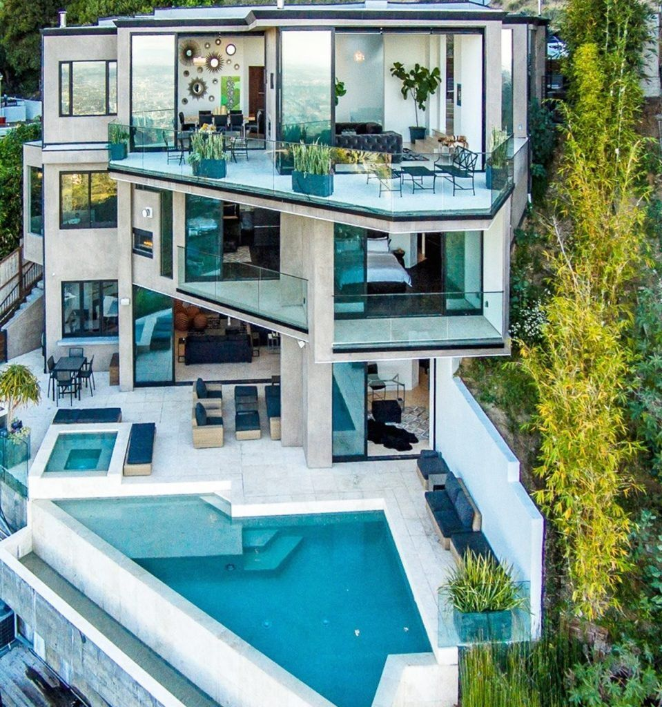 CaptainSparklez Upset after His New $4.5 Million Hollywood Mansion Is Exposed