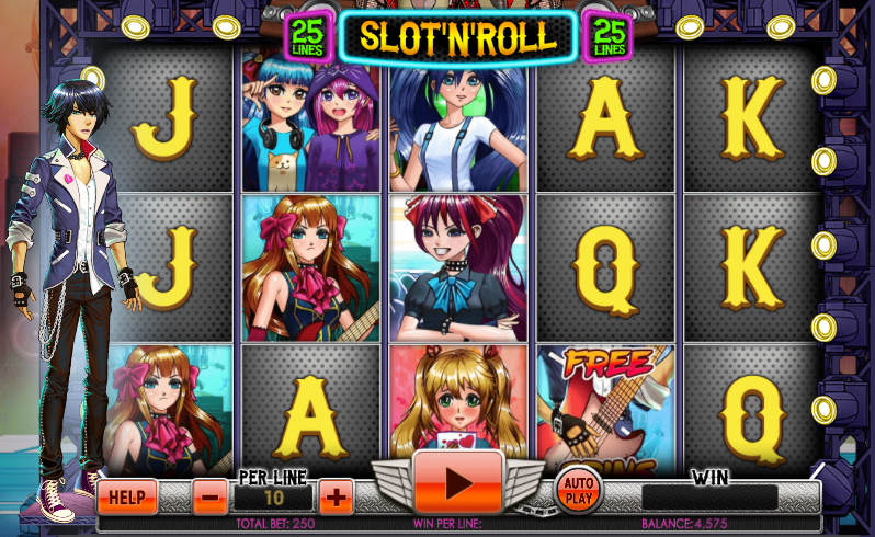 Jewels 4 all slot