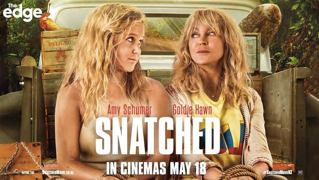 Snatched Amy Schumer And Goldie Hawn Star In This New Comedy