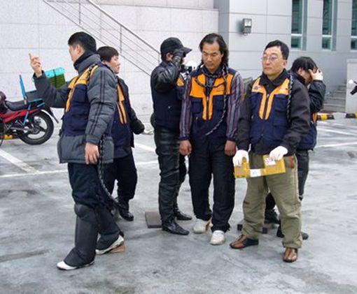 Adad Hannah, Burghers of Seoul, 2006