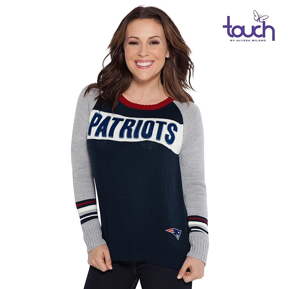 Officially Licensed Nfl For Her Team Spirit Sweater From Touch By