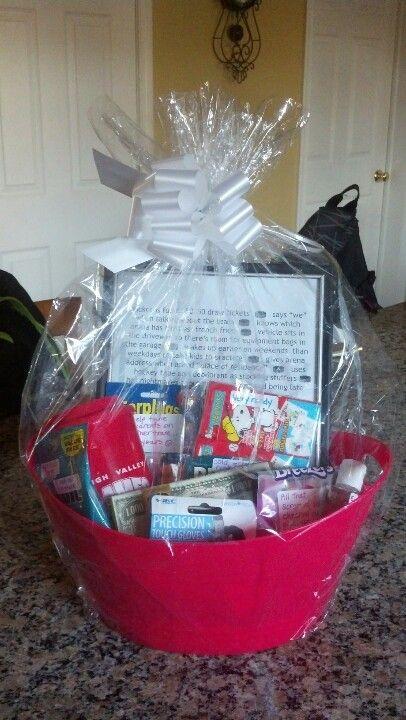 Hockey Mom Gift Basket Gifts Stuff Teams
