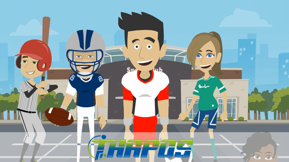 Pin by Thapos Youth Sports Management Software on Sports
