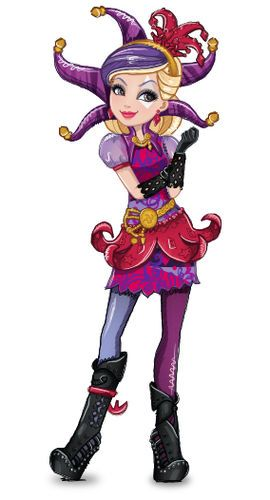 Courtly Jester Beauty Ever After High Monster High High Art