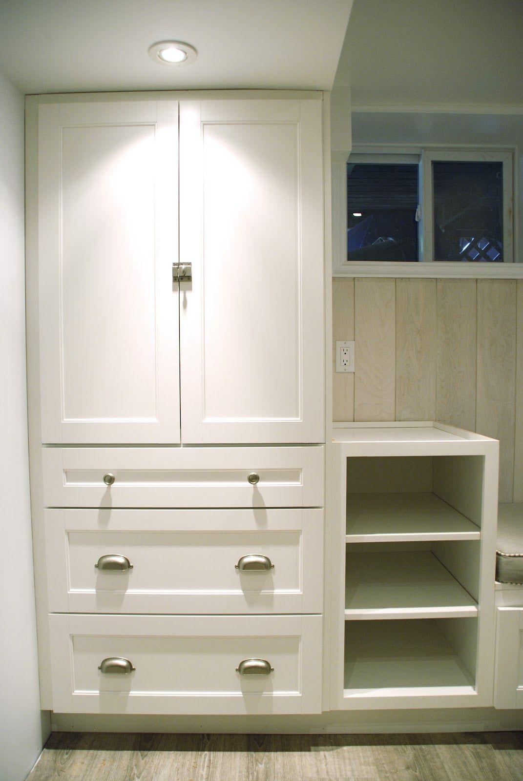 Martha Stewart Cabinet For Bathroom Reno? (comes In Gray Also).