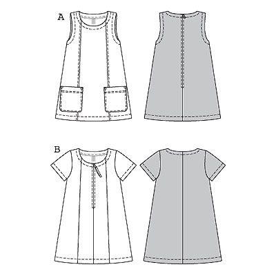 fc1bfa0241628 patron couture gratuit robe femme 19