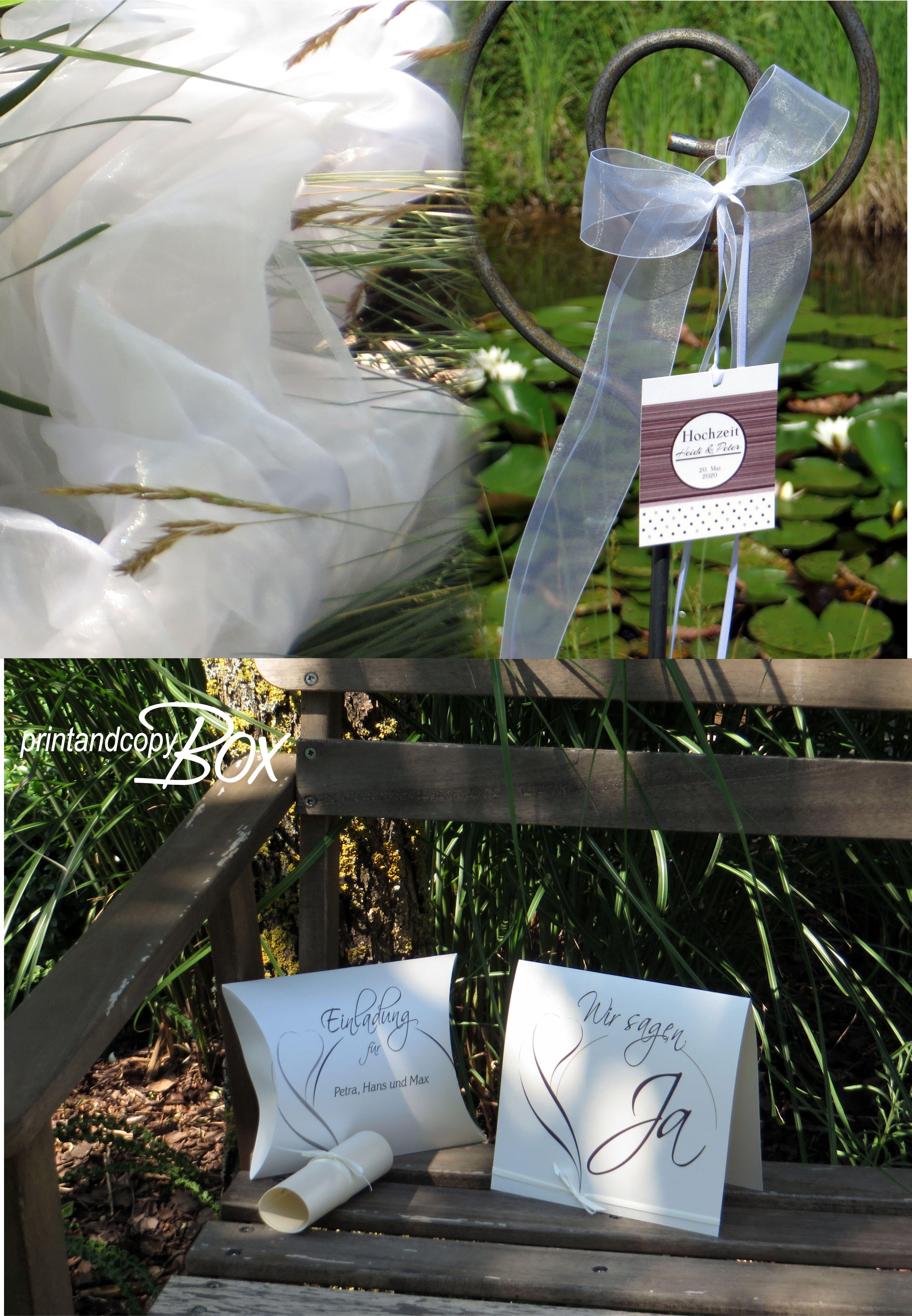 Hochzeitskarten Und Deko Fur Eine Traumhafte Hochzeit Im Herbst