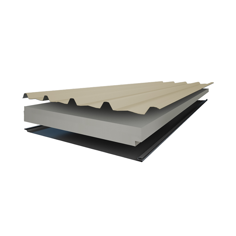 Insulspan 50mm Monospan Colorbond Roofing Panel Roof Panels Roofing Smart Building