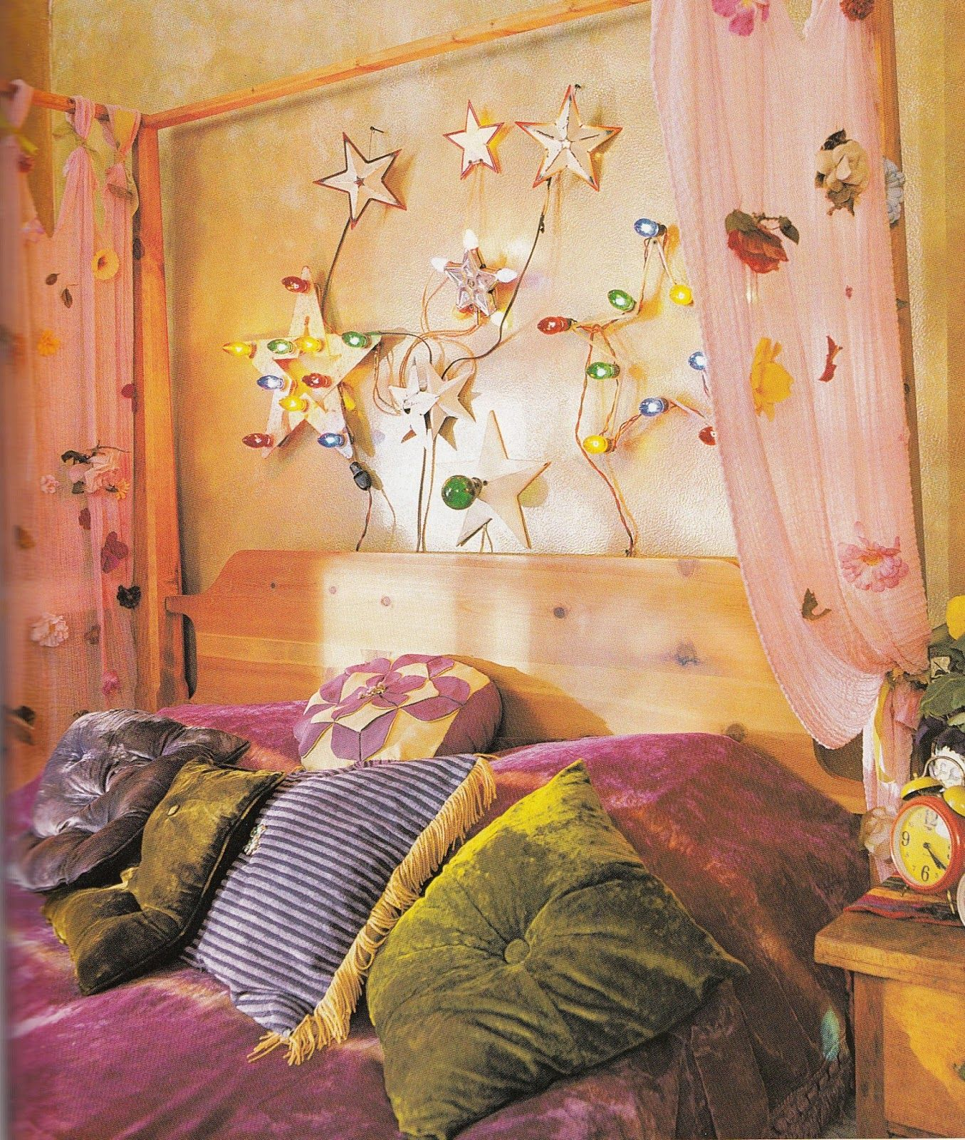 10 Dreamy Bohemian Bedroom Design Ideas For Kids