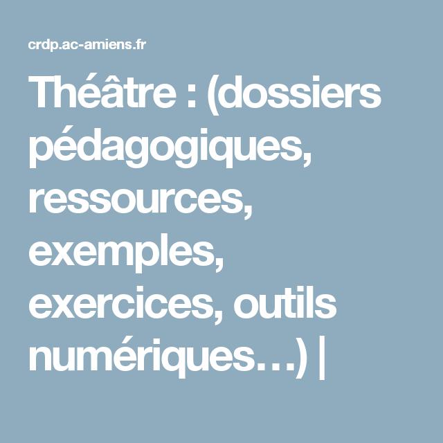 exercices théâtre émotions