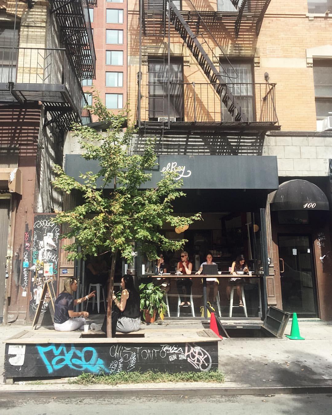 """좋아요 93개, 댓글 8개 - Instagram의 Jungmin Cristine Hwang(@cri1216)님: """"Lunch with @yerinjeon & @serena_jeon Wish you were here @simplyjudy_ 😩 #elreynyc #lowereastside #NY…"""""""