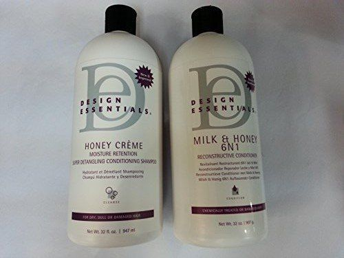 Introducing Design Essentials Moisture Retention Shampoo 32oz 6 N 1