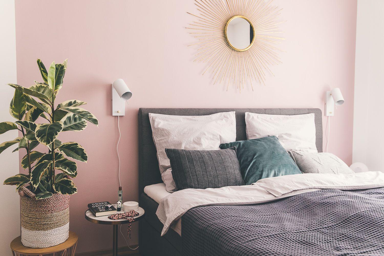 Ein Schlafzimmer Update Josie Loves Schlafzimmer Wand