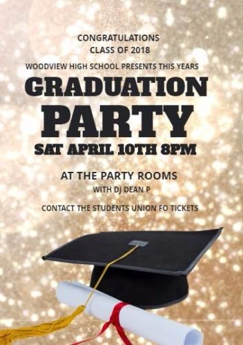 simple ideas graduation invitation card modern decoration simple