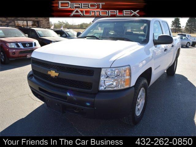 2013 Chevrolet Silverado 1500 Work Truck At Direct Autoplex In