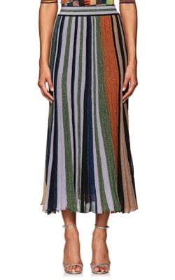 5176a2073f MISSONI Metallic Knit Midi-Skirt. #missoni #cloth # | Missoni ...