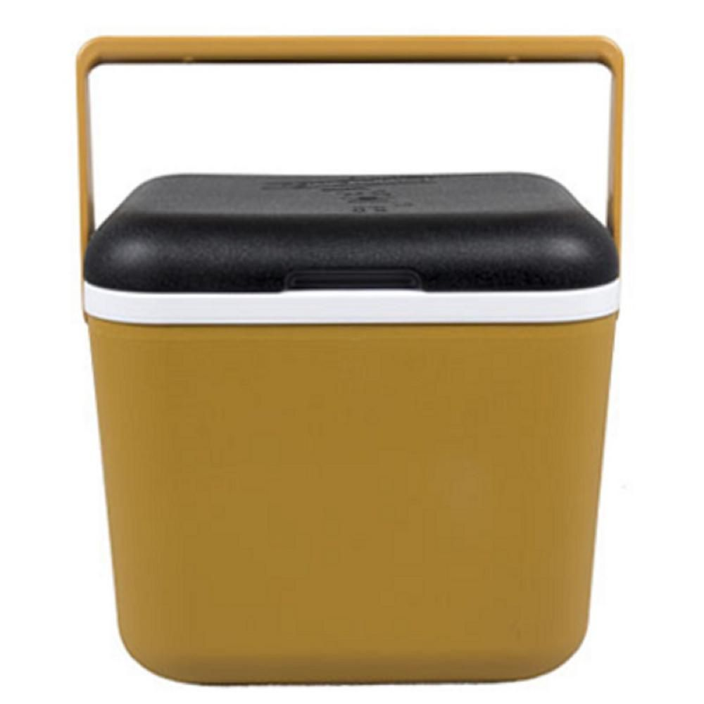 Magnacool Magnetic Tractor Yellow hard cooler, Yellows/Golds