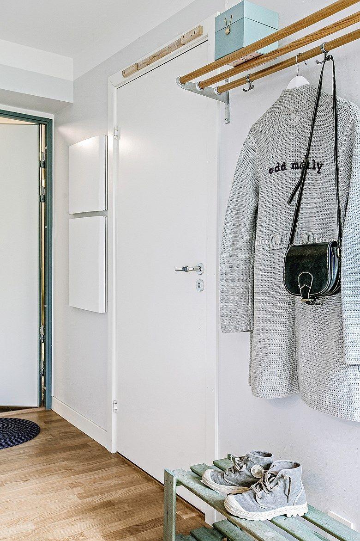 Piso de 38 m² con planta abierta   Minis, Flat ideas and Lofts