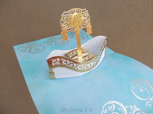 Cards Crafts Kids Projects Boat Pop Up Card Tutorial Card Tutorial Cards Card Tutorials