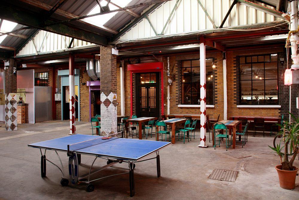The Doodle Bar, Battersea