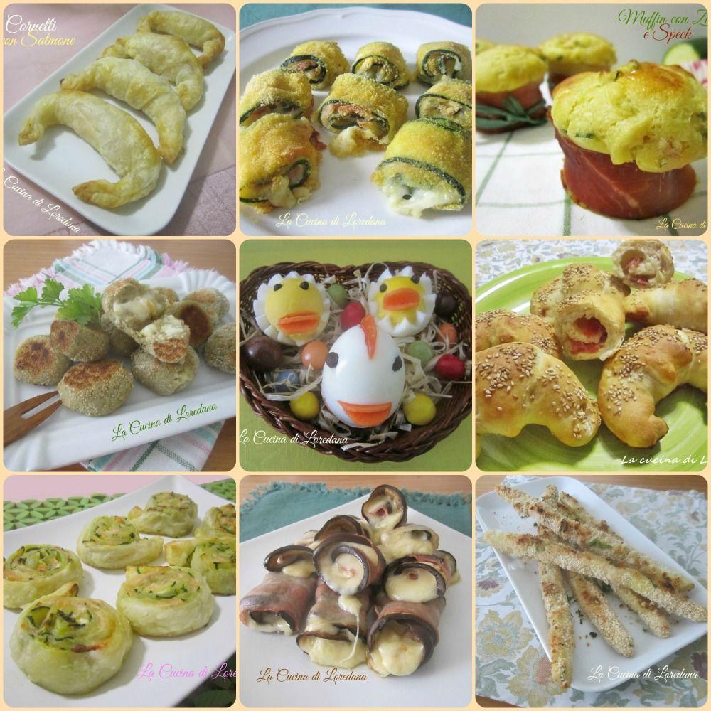 Antipasti sfiziosi per pasqua finger foods food and recipes for Antipasti sfiziosi