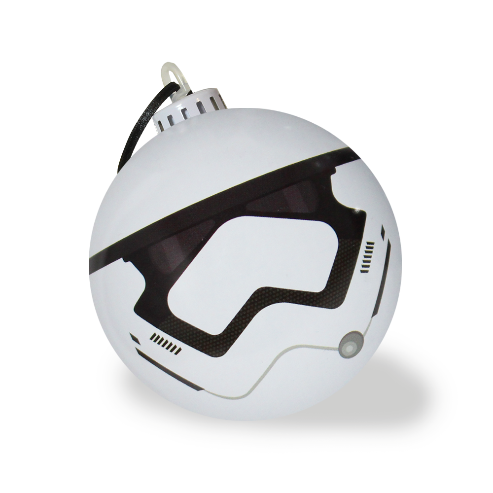 Official star wars force awakens baubles christmas tree